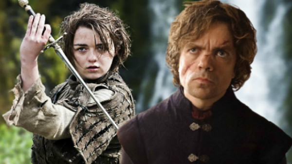Game Of Thrones Arya Tyrion