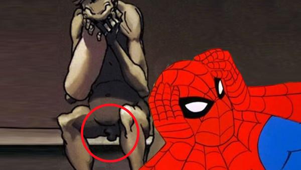 Spider Man S Weiner