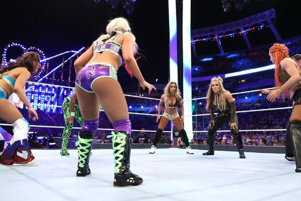 Conflicting Reports On If There Will Be A Women's Royal Rumble
