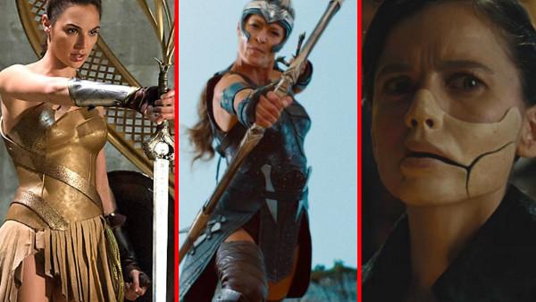 Wonder Woman Character Ranking