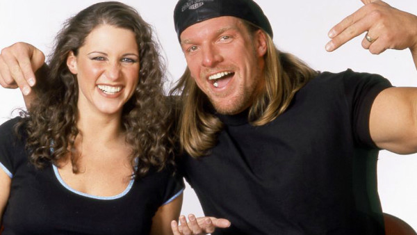 Stephanie McMahon Triple H