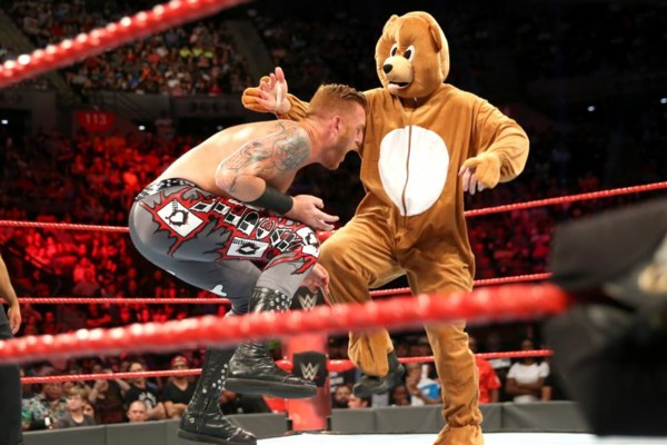 Heath Slater Bear
