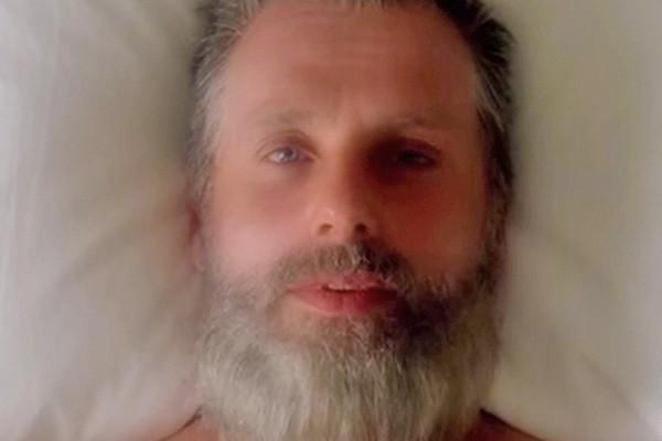 The Walking Dead Old Man Rick