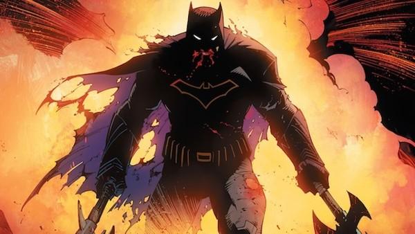 Batman Dark Nights Metal Scott Snyder Greg Capullo