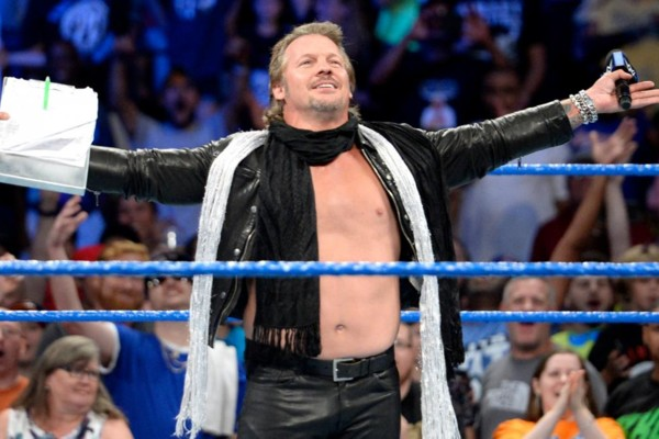 Chris Jericho Return