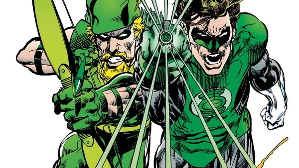 Green Lantern Green Arrow Neal Adams