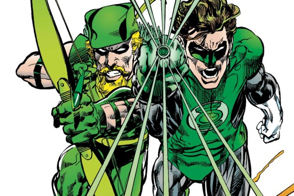 Green Lantern Green Arrow Neal Adams