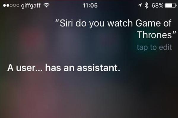 Siri Game Of Thrones 5