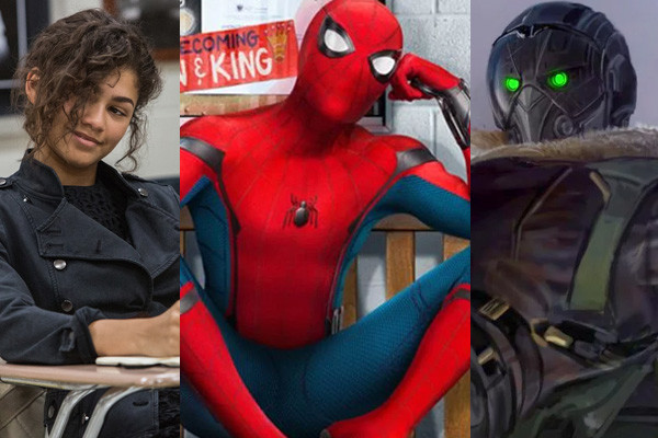 'Spider-Man: Homecoming' Stars Tom Holland & Zendaya Are Dating