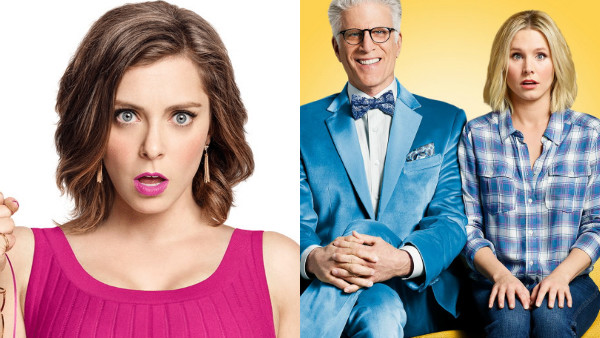 Crazy Ex Girlfriend The Good Place