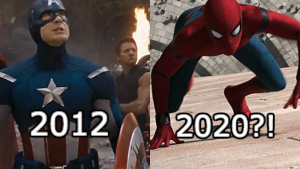 Spider Man Homecoming 2020