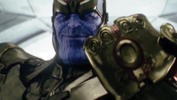 Thanos Armour