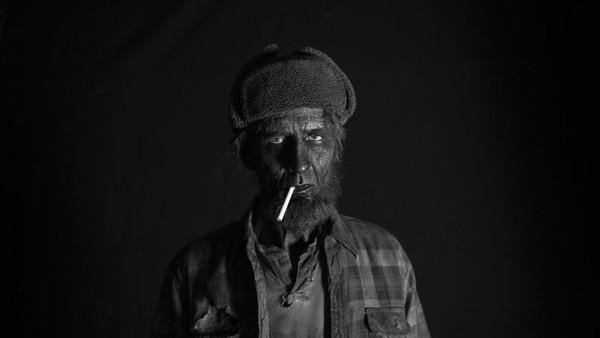 Twin Peaks The Return Woodsman