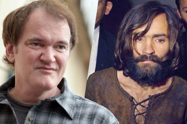 Quentin Tarantino Manson Murders