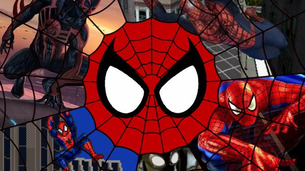 Spider Man Video Games