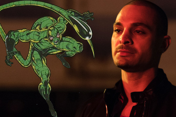 Michael Mando Scorpion