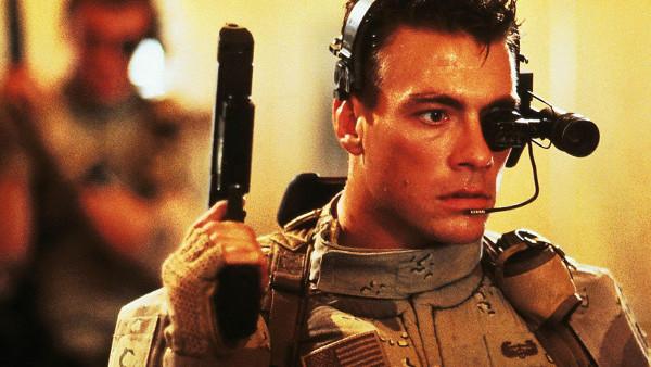 Universal Soldier Jean Claude Van Damme