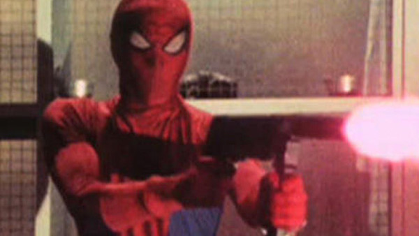 Spider Man 1978 Toei