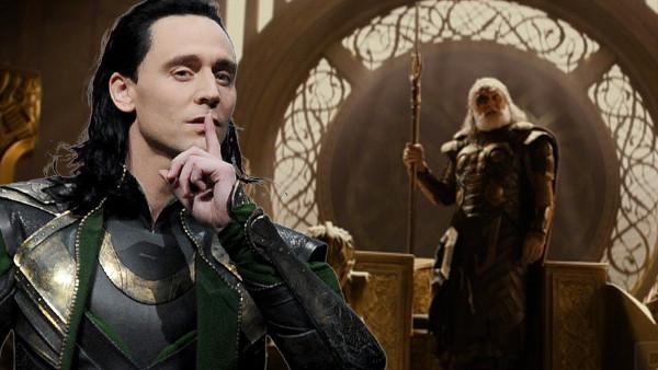 Loki Odin The Dark World