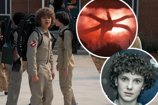 We finally have a date for Stranger Things season 2