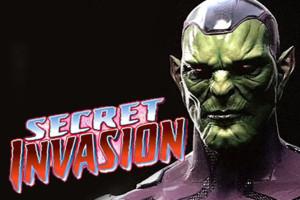 Secret Invasion Skrull