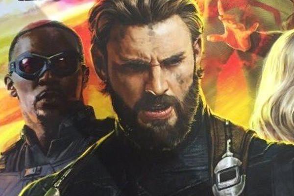 Captain America New Look