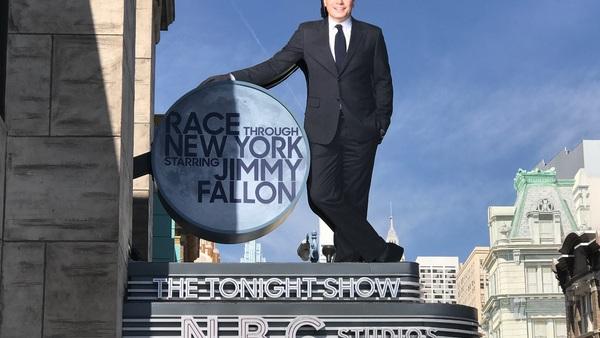 Universal Orlando Jimmy Fallon