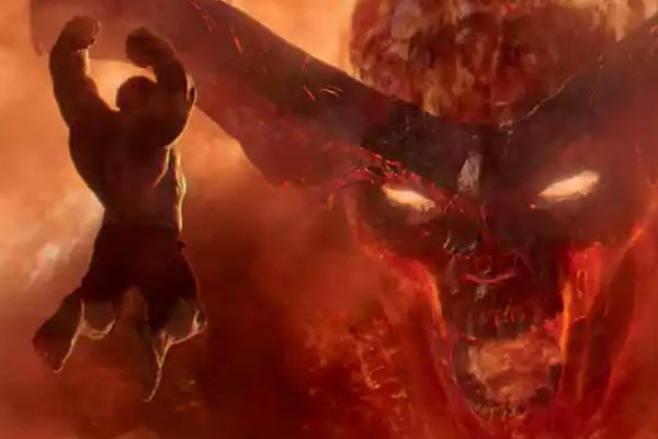 Surtur Thor Ragnarok