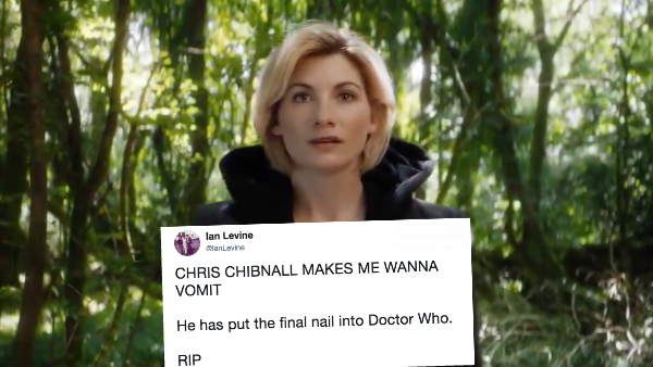 Doctor Who: 10 Crazy Internet Reactions To The 13th Doctor