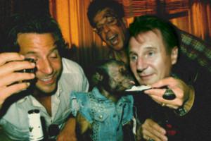 Liam Neeson Hangover