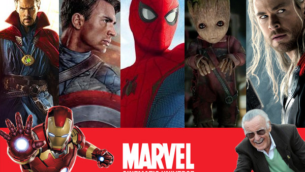 MCU Films Ranked