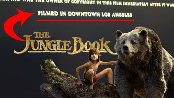 Jungle Book LA