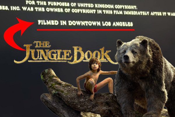 Jungle Book LA