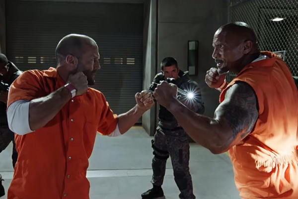 Fast & Furious: The Rock And Jason Statham Spin-Off Coming In 2019