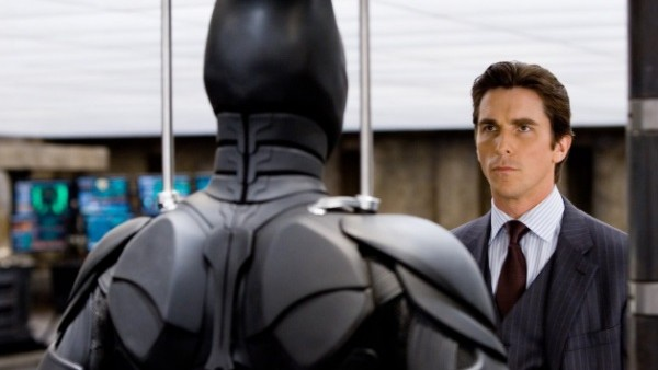 The Dark Knight Christian Bale