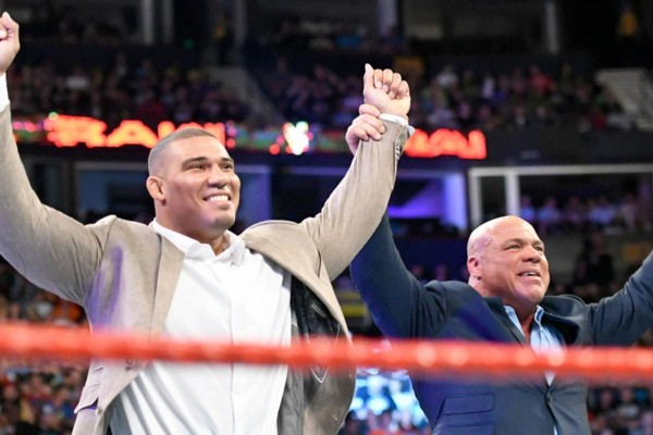 Kurt Angle Makes His Big Announcement On WWE RAW