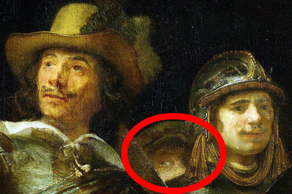 19 Best Images About Artist Brandon Miller On Pinterest: 10 Hidden Details You Never Noticed In Famous Paintings