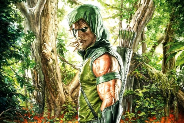Green Arrow DC Comics Brightest Day