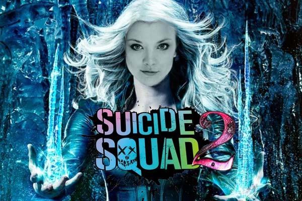 Suicide Squad 2 Killer Frost Natalie Dormer