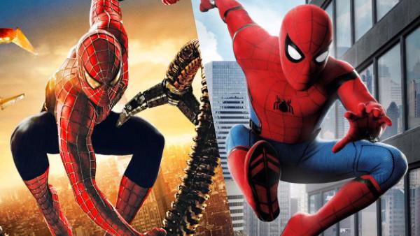 Spider Man 2 Spider Man Homecoming