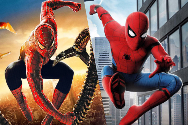 Spider-Man: Homecoming Concept Art Features Superior Spider-Man