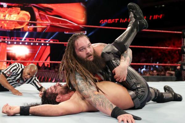 Bray Wyatt Seth Rollins