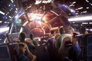 Star Wars Galaxy Edge Disney