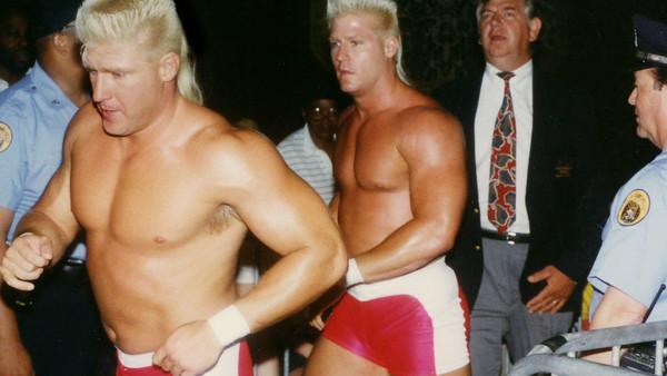 USos WWE
