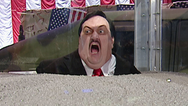 Image result for paul bearer buried in cement