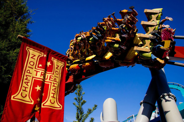 Dragon Challenge Universal Orlando