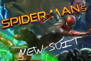 Infinity War Spider Man New Suit
