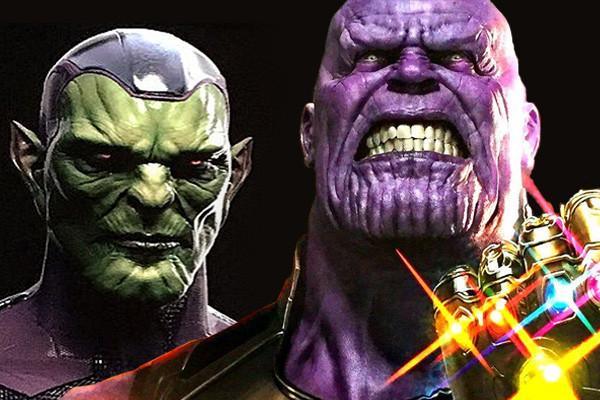 Thanos Skrulls