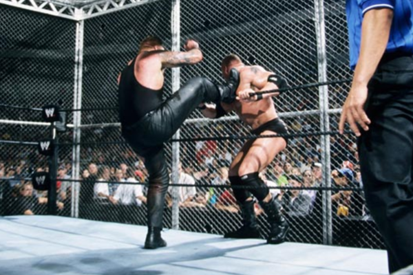 Undertaker Vs Brock Lesnar No Mercy 2002 10 Best WWE Ruthless A...