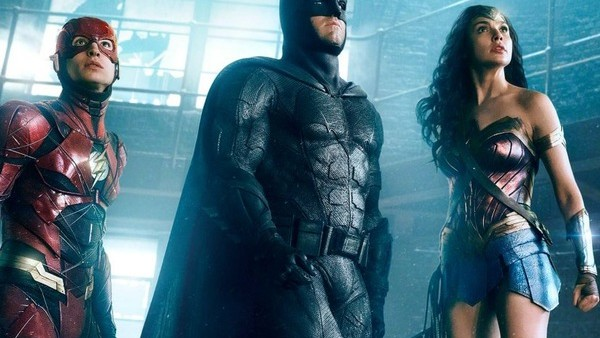 Justice League HQ